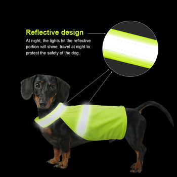Reflective High Visibility Vest 1