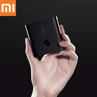 Original Xiaomi ZMI Power Bank wih Wall Charger 6500mAh Quick Charge 3.0 Two Way Fast Charge 2 in 1 Portable Powerbank