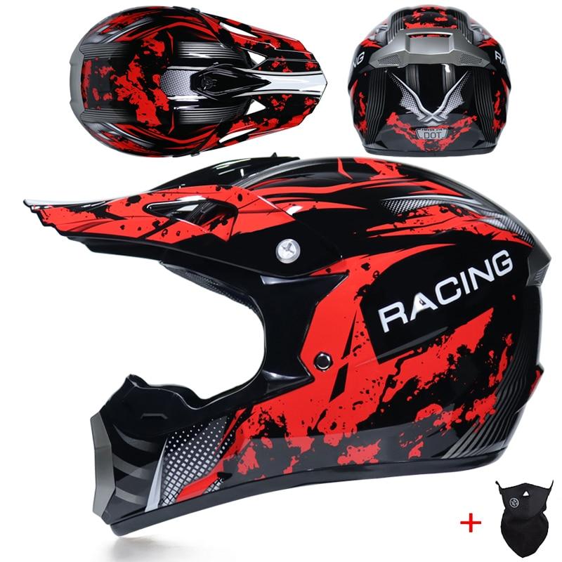 High Quality WLT 126 Motorcycle Helmet Motocross Helmet ATV Motocross Mountain MTB DH Racing Helmet Capacetes