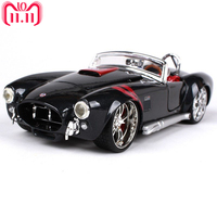 Maisto 1:24 Alloy Vintage Convertible Classic Car Toy Simulation Sports Cars Model Collection Toys For Adults Roadster Gift