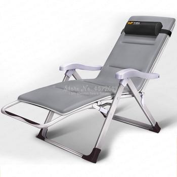 Plegable silla cero gravedad pícnic al aire libre Camping sol Silla de...