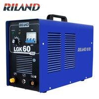 RILAND 380v Plasma Cutter Air Plasma cutting machine plasma Cutter Welder Cutting Thickness 0.3 16mm Clean Cut