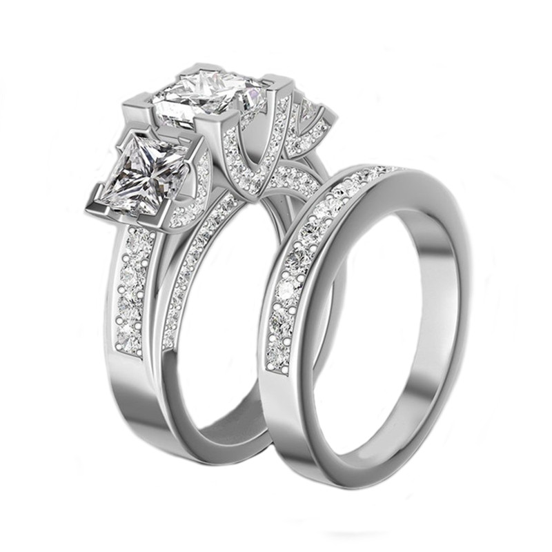 luxury wedding rings aliexpress buy rn3040 top fashion luxury three 5628