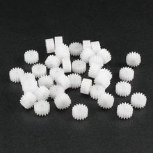 Uxcell 40 шт 5x7/5x9 мм Диаметр отверстия 2 пластиковый вал