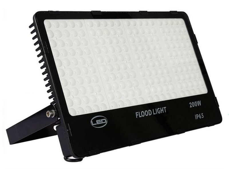 8pcs/lot Ultrathin LED flood light 100w 150w 200w Garden Spot AC85-265V waterproof IP65 Floodlight Spotlight Outdoor Lighting ultrathin led flood light 100w led floodlight ip65 waterproof ac85v 265v warm cold white led spotlight outdoor lighting