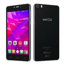 Оригинальный мира Space разблокирована LTE Смартфон Android 5.1 Quad Core MTK6537 5.0 дюймов мобильный телефон 2 ГБ 32 ГБ двойной sim 4 г телефона