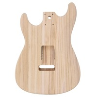 New Wood type electric guitar accessories ST electric guitar barrel material maple guitar barrel body
