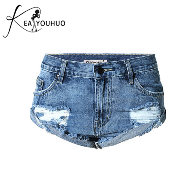 2018 Summer Cartoon Denim Shorts Feminino Ladies Ripped High Waist Pocket Shorts For Women Jeans Embroidery Womens Short Jeans