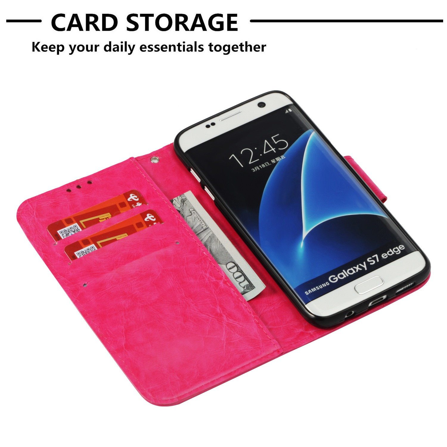 3D Vintage Flip Leather Phone Cover Case For Samsung Galaxy S3 S4 S5 S6 S7 Edge S8 S9 Plus Stand Wallet Card PU Phone Bag shells