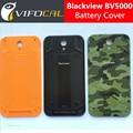 Blackview bv5000 durable volta caso da tampa da bateria 100% original novo para blackview bv5000 telefone móvel-em estoque