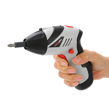 JOUST MAX 4.8V electric screwdriver, multifunctional rechargeable electric drill, electric screwdriver set, power tool power tool dremel electric drill suitcase toolkit load box electric screwdriver screw gun suitcase