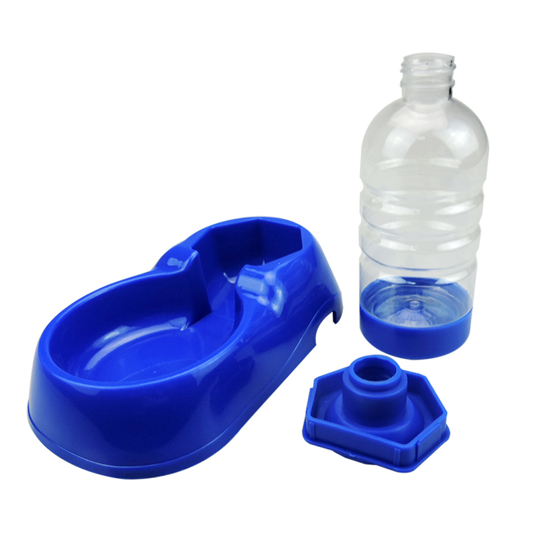 400 ml Pet Dog Cat Automatico Water Dispenser Alimentare Dish Bowl Feeder Ciotola Potabile Bottiglia 2