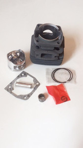 Image 5 - 58cc Chainsaw cylinder and piston full set 5800 Chain saw cylinder kit cylinder dia 45.2mm