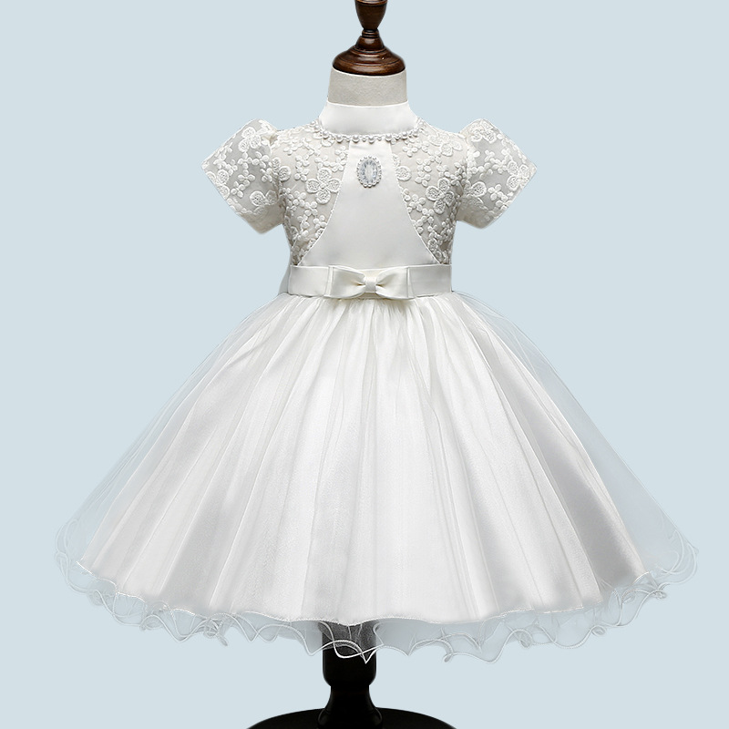 Подробнее о Sequin Formal Evening Gown Bow Wedding Princess Dress Girls Children Clothing Kids Dresses for Girl Clothes Party Dress fz193 flower girl dress for wedding party new style halter princess dresses children kids formal clothes girls long trailing gown