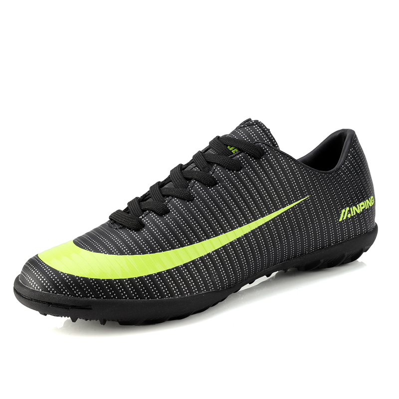 66c56b32f6a Indoor Shoes Soccer Men Futsal ball Soccer Cleats shoe Adults TF krasovki  for Football Shoes for