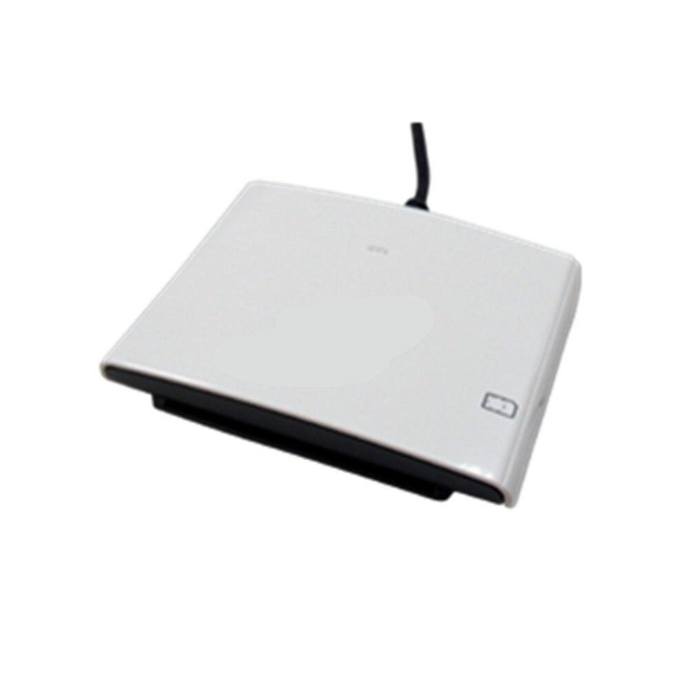 Programmer USB Contact Smart Memory IC / SIM Card Reader Writer# ACR38U_SPC R4 +2 PCS SLE4442 Chip Card+SDK Kit
