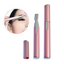 Women Cosmetic Electric Eyebrow Trimmer Hair Remover Face Epilator Body Shaver Leg Armpit Shaving