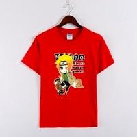 Naruto T Shirt Namikaze Minato Shirt Man S Summer T Shirts Anime Cosplay T Shirt 100