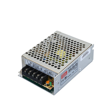 MS-50-24 small constant voltage waterproof switching power supply, high DC supply