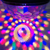Led Stage Lamp Crystal Magic Ball 7 Sound Control Modes 9 Colors Stage Lighting Disco Laser