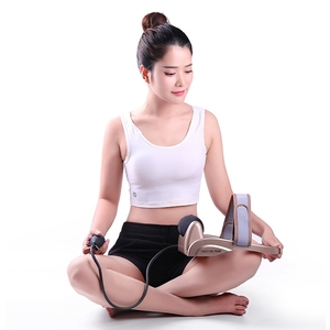 Image 2 - Neck Traction Cervical Posture Pump Air Filled Vertebra Correction Tractor Relaxing Massager Spine Muscle Relief Pain Device