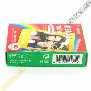 Image 4 - 2 pièces original Fujifilm Instax Mini Film de dessin animé instantané arc en ciel 2 paquets pour polaroid Mini 11 9 7 7s 8 25 50s 90