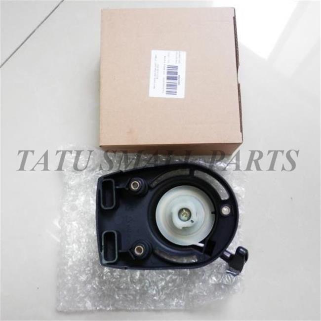 RECOIL STARTER ASSEMBLY EASY START 4T  FOR HONDA GX35 MINI 35CC 4 CYCLE STRING REWIND PULL START ROPE HANLD ASSY recoil starter assembly steel ratchet for honda gx240 gx270 rewind starter repl 28400 ze2 w01za