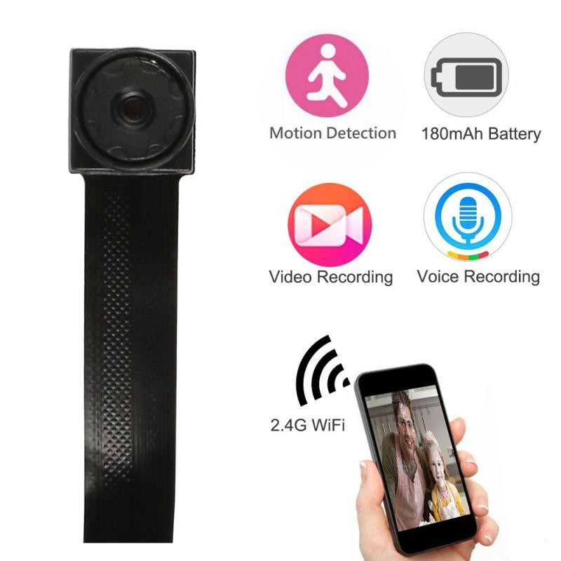 Mini WiFi P2P Network Camer DVR DIY Module IP Cam Detection Camera P2P HD Camera Digital Video Recorder Security Camcorder tigabu dagne akal constructing predictive model for network intrusion detection
