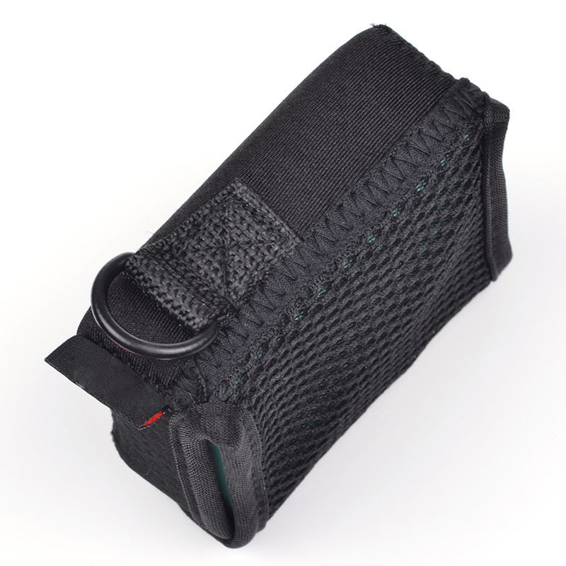 GEYIREN Black Wireless Bluetooth Speakers Cases For JBL GO Travel Carrying Audio Bag Portable Speaker Protective Pouch Sleeve