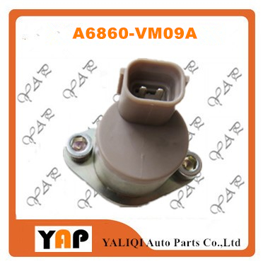 US $58 0 |FUEL PUMP SUCTION CONTROL VALVE FOR FITNISSAN NAVARA Pathfinder  NP300 D22 D40 R51 YD25DDTi 2 5L L4 A6860 VM09A 294200 0360 2005 -in Chassis