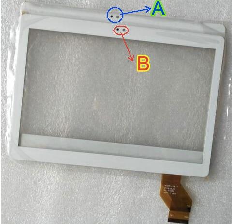 Tempered Glass /New Touch Screen Panel digitizer For 10.1 BMXC S108 T900 S107 K107 S107 S108 S109 K107 K108 Sensor Replacement replacement tempered glass lcd touch screen module for motorola xt890 razr i black