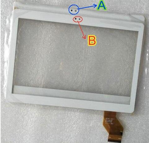 Trempé Verre/Nouveau Panneau de L'écran Tactile digitizer Pour 10.1 BMXC S108 T900 S107 K107 S107 S108 S109 K107 K108 Remplacement Du Capteur