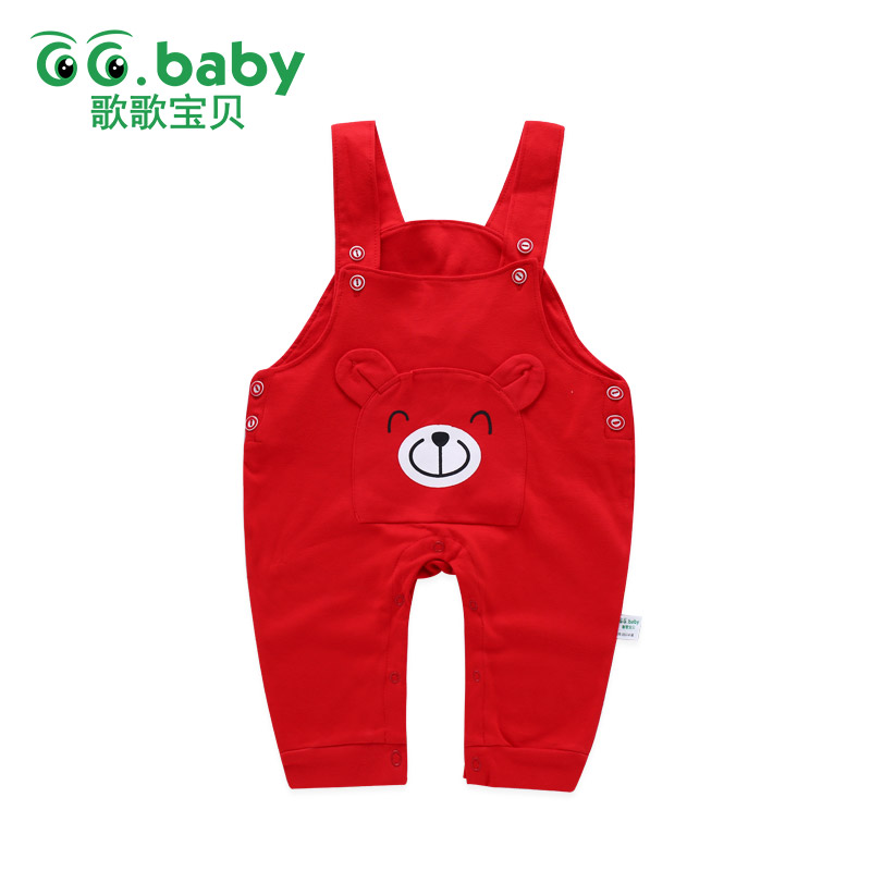 Pants Spring Cotton Baby Boys Pants Girl For Newborns Suspender Pants Outfits Baby Trousers Overalls Toddler Infant Baby Pants For Boy