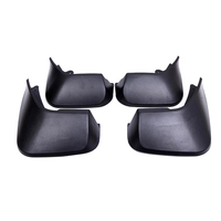 Molded Splash Guards Mud Flaps For Land Rover Discovery Sport 2015 2016 Car styling