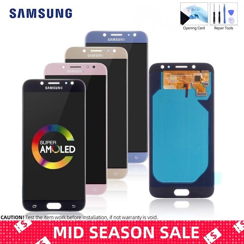 AMOLED Display for SAMSUNG Galaxy J730 LCD Display J7 Pro 2017 SM-J730F J730FM/DS J730F/DS J730GM/DS Touch Screen Replacement - 9265016 , 32869611224 , 356_32869611224 , 32.54 , AMOLED-Display-for-SAMSUNG-Galaxy-J730-LCD-Display-J7-Pro-2017-SM-J730F-J730FM-DS-J730F-DS-J730GM-DS-Touch-Screen-Replacement-356_32869611224 , aliexpress.com , AMOLED Display for SAMSUNG Galaxy J730