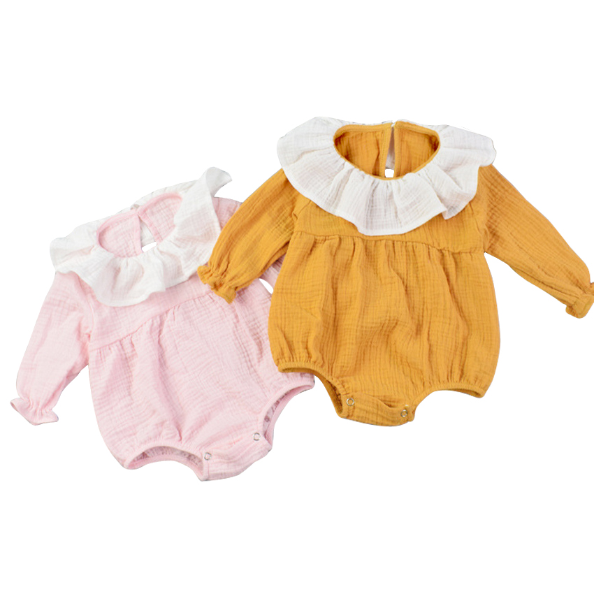 2e5355d01 Detail Feedback Questions about Fashion Baby Girl Romper Long Sleeve ...