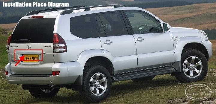 Toyota Land Cruiser 120 Prado 2007