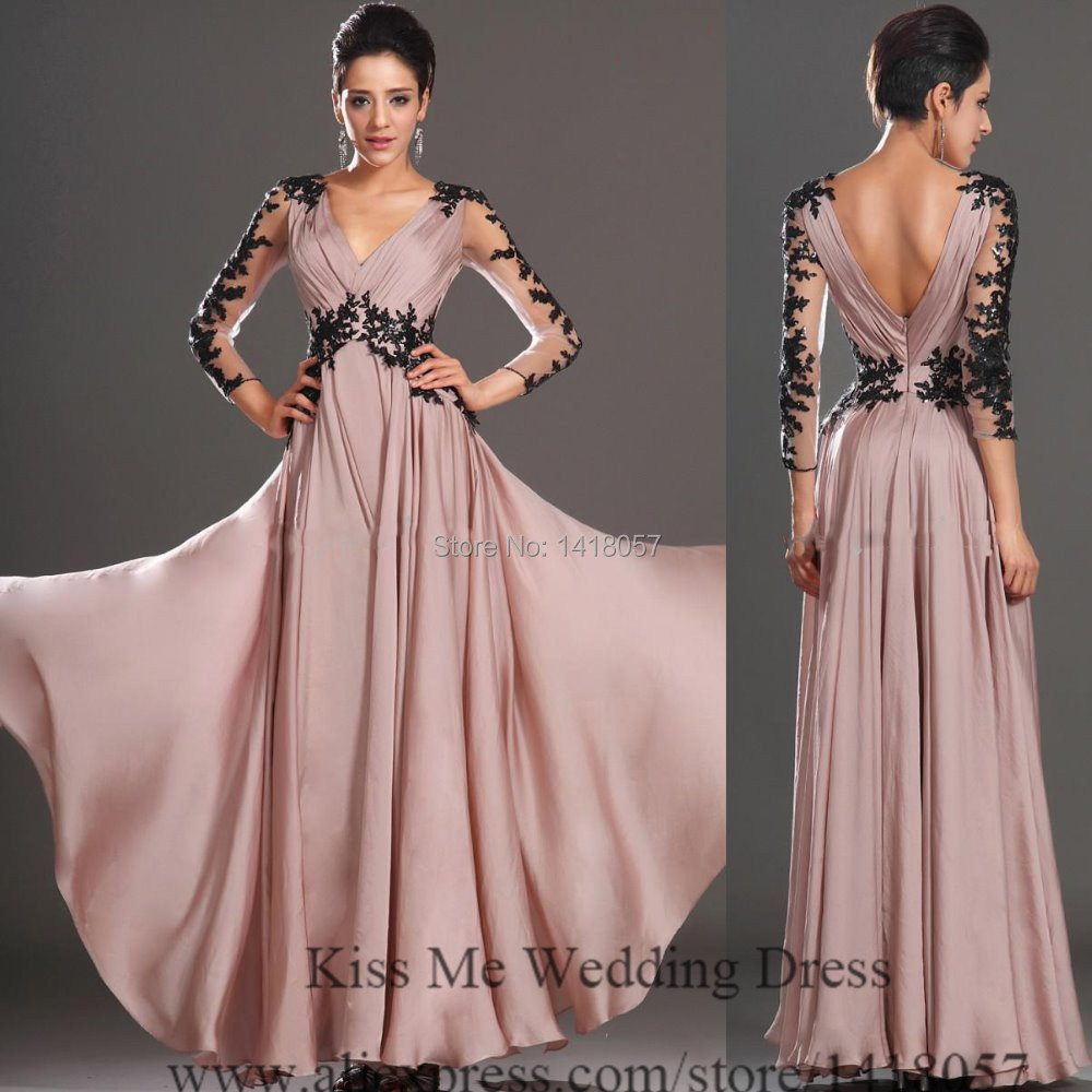Compare Prices on Long Sleeve Designer Evening Gowns- Online ...