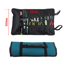 Oxford Cloth Bag for Tools Electrician Portable Rolling Tool Bags Portable Durable Waterproof With Tool Belt G type