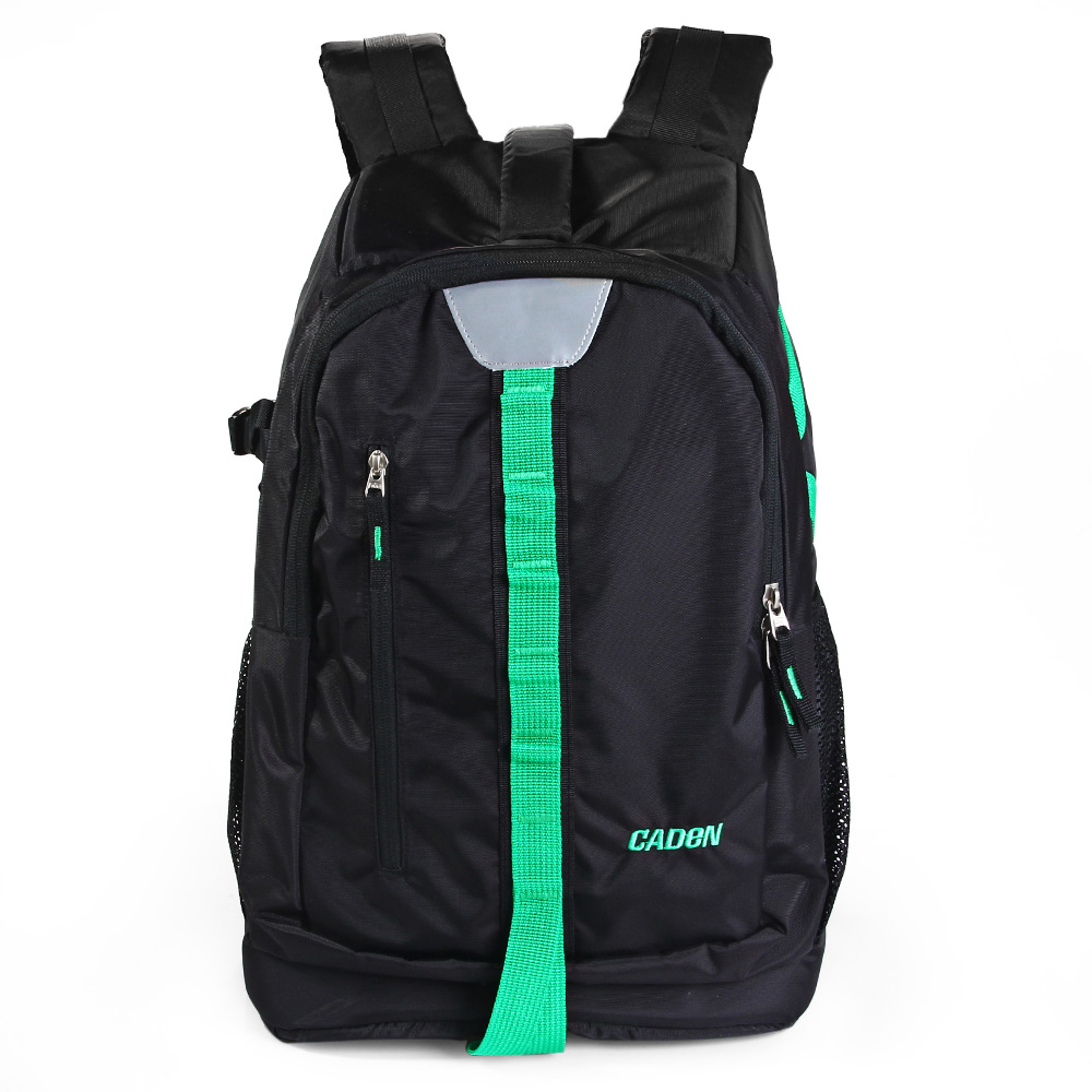 Caden E7 Protective Camera Bag Versatile Water-resistant Backpack with Inner Padded Bag for Canon Nikon Sony DSLR Camera