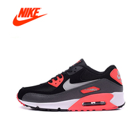 Nike Women WMNS AIR MAX 90 ESSENTIAL Sport Running Shoes New Women Breathable Air Mesh Outdoor Sneakers Shoes