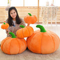 Smartlife New Design 40cm Halloween Pumpkin Pillow Plush Soft Kawaii Cute Pumpkin Stuffed Plush Toys Baby Toy Kid Toys