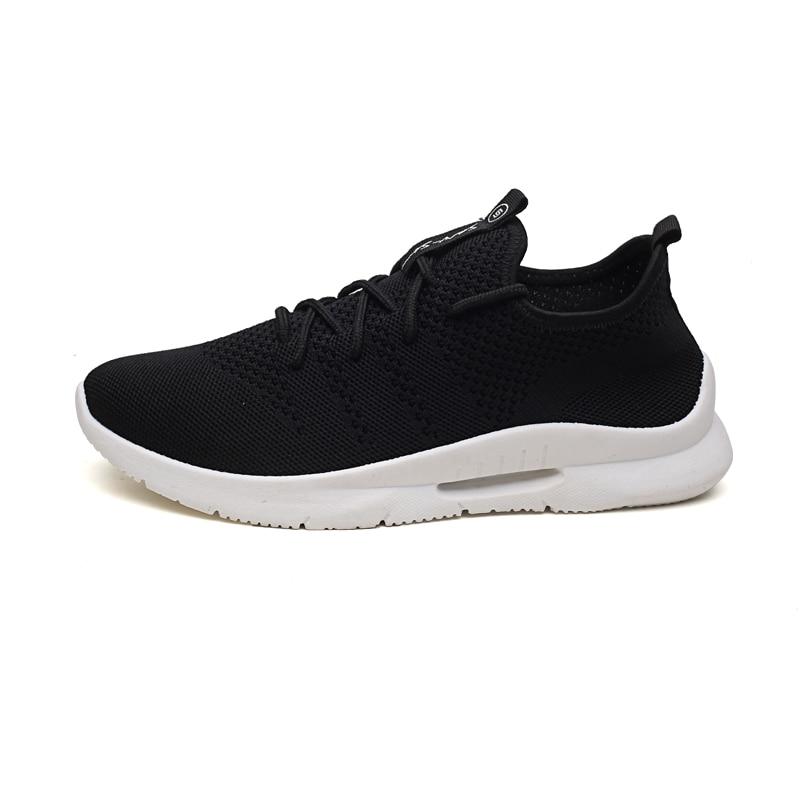 2018 Tejido Calidad Diseño Verano Zapatos Negro Adulto Marea rojo De blanco Tenis Elástico Zero Hombres Nuevo Negro Alta Masculinos Moda Fine Casuales qEYvaO