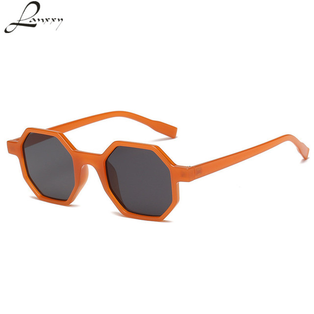2f082327f7659 Sun Frame Fashion Sunglasses Glasses Lanxxy Plastic New 2018 Polygon nx0ft