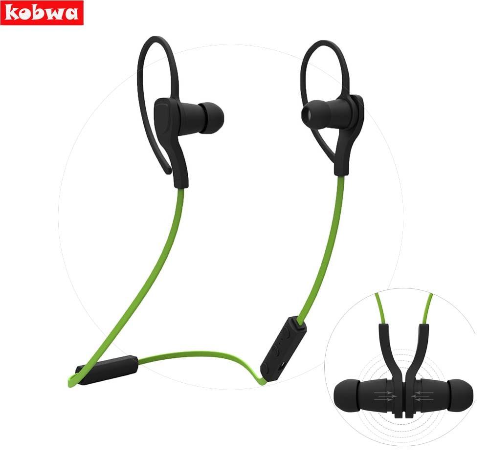 BT-H06 Spor Mikrofon ile Bluetooth kulaklık kulaklık kulaklık Spor - Taşınabilir Ses ve Görüntü - Fotoğraf 1