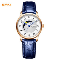 Vintage Wrist Watch Women Men Rose Gold Womens Dresses Wristwatch Mens Waterproof Leisure Unisex Quartz Watch