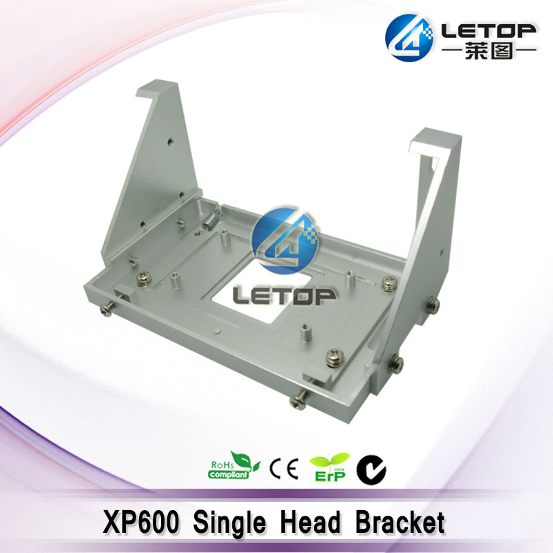 Printer Spare Parts xp600 Printead Plate Bracket Printhead Holder Iron Carriage CR Shelf