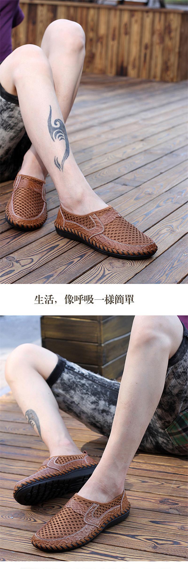 genuino zapatillas cómodos agua 17
