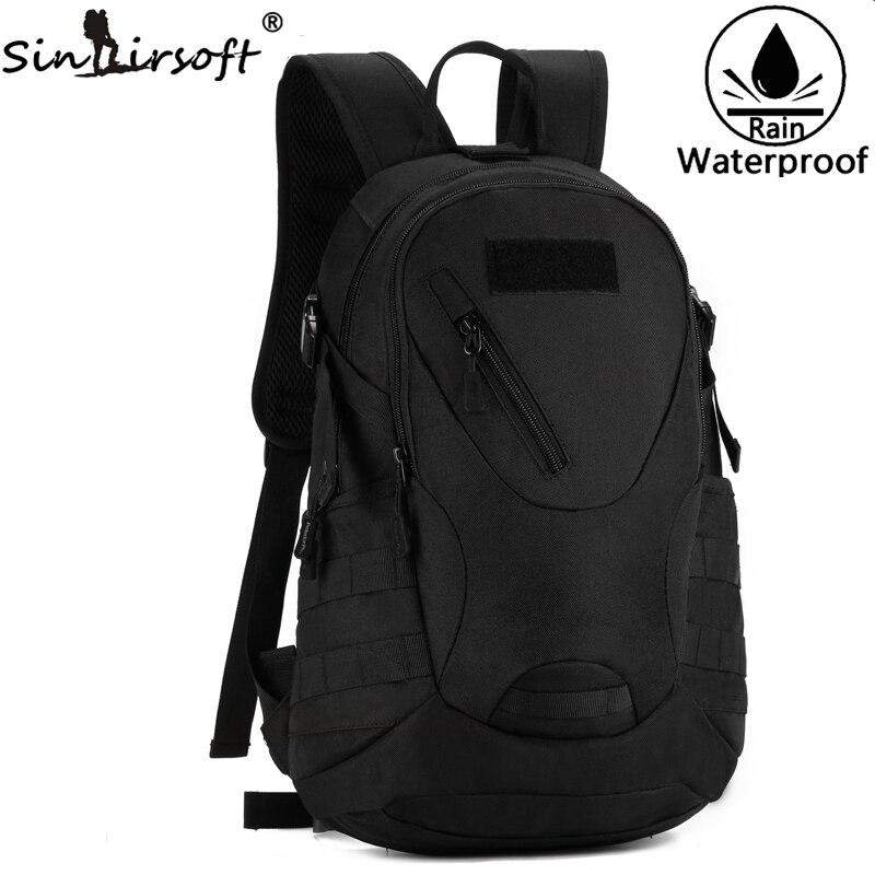 SINAIRSOFT sport étanche 3D militaire tactique sac à dos sac à dos 20L pour randonnée Trek Camouflage Mochila voyage en plein air BagsLY0049