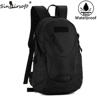 SINAIRSOFT sport Waterproof 3D Military Tactics Backpack Rucksack 20L for Hike Trek Camouflage Mochila Travel Outdoor BagsLY0049